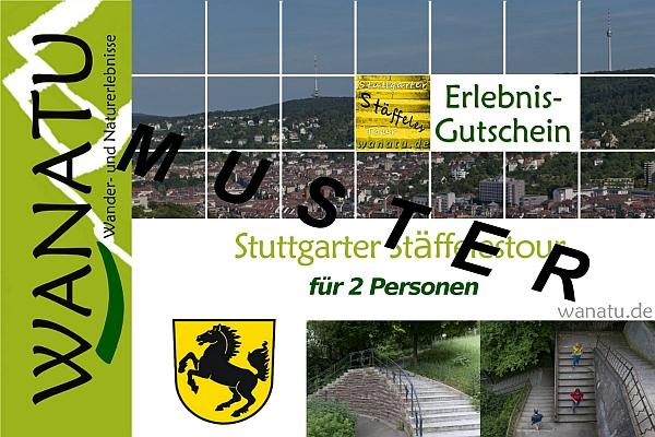 Muster Geschenkgutscheine Stuttgarter Stäffelestour