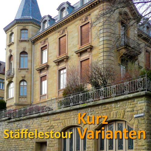Stäffelestour Kurz-Varianten Infos