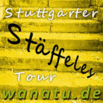Stuttgarter Stäffelestour Logo / wanatu.de