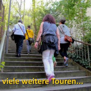 Schimmelhüttenweg - weitere Stäffelestouren in Stuttgart