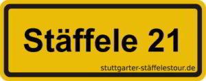 Stuttgarter Stäffelestour Stäffele 21