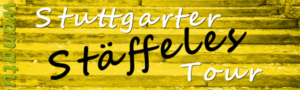 Großes Logo der Stuttgarter Stäffelestour