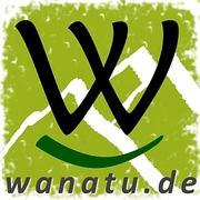 Grünes Logo unserer WANATU Angebote